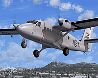 DE HAVILLAND CANADA DCH-6 TWIN OTTER