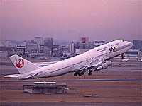 BOEING 747 SP