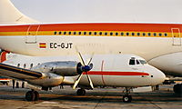 HAWKER SIDDELEY HS-748