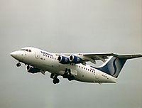 BRITISH AEROSPACE BAe.146-100