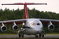 BRITISH AEROSPACE BAe.146 STATESMEN