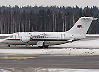 BRITISH AEROSPACE BAe.146 STATESMEN