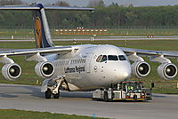 AVRO RJ-85 REGIONAL