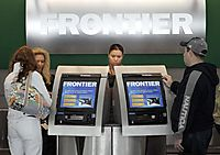 Фото Frontier Airlines