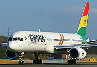 Фото Ghana International Airlines