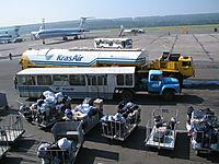 Фото Красноярские авиалинии