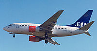 Фото Scandinavian Airlines System