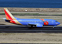 Фото Southwest Airlines