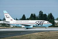 Фото Sat Airlines
