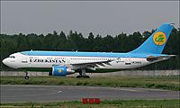 Фото Uzbekistan Airways