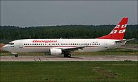 Фото Georgian Airways