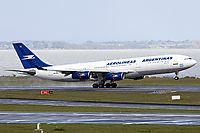 Фото Aerolineas Argentinas