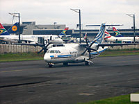 Фото Air Botswana