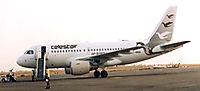 Фото Air Burkina