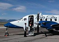 Фото Big Sky Airlines