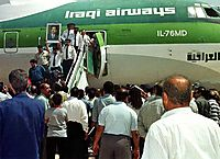 Фото Iraqi Airways