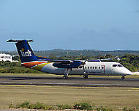 Фото Leeward Islands Air Transport