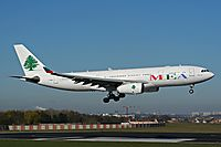 Фото Middle East Airlines