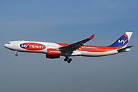 Фото MyTravel Airways