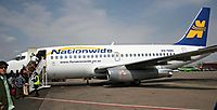 Фото Nationwide Airlines