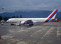 Фото Nepal Airlines