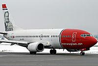 Фото Norwegian Air Shuttle