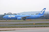 Фото Zoom Airlines  Incorporated
