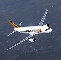 Фото Tiger Airways