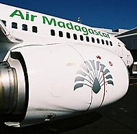 Фото Air Madagascar