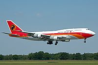 Фото TAAG Angola Airlines