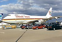 Фото Cameroon Airlines