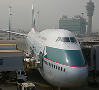 Фото Cathay Pacific