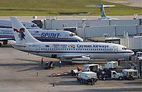 Фото Cayman Airways