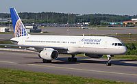 Фото Continental Airlines