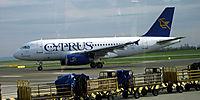 Фото Cyprus Airways
