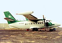 Фото Daallo Airlines