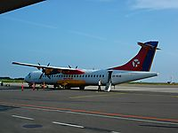 Фото DAT Danish Air Transport