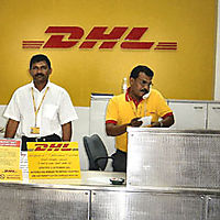 Фото DHL International