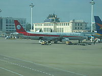 Фото Sichuan Airlines