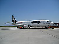 Фото SKY Airlines