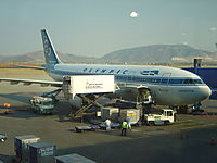 Фото Olympic Airlines