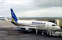 Фото Solomon Airlines