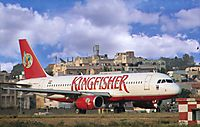 Фото Kingfisher Airlines