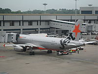 Фото Jetstar Asia Airways