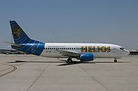 Фото Helios Airways