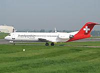 Фото Helvetic Airways