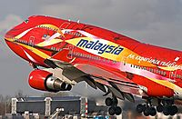 Фото Malaysia Airlines
