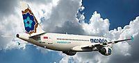 Фото Mandala Airlines