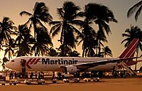 Фото Martinair