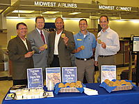 Фото Midwest Airlines